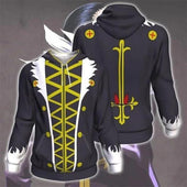 Hunter x Hunter Chrollo Anime Jacket