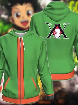 Hunter x Hunter Gon Jacket