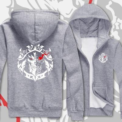 Anime Fleece Jacket