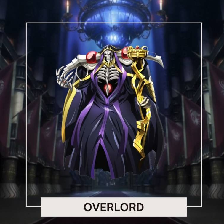 OVERLORD MERCH