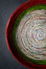 Load image into Gallery viewer, Recycled Paper Bowl