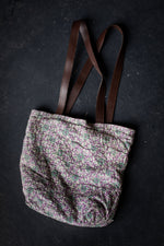 Load image into Gallery viewer, Recycled Sari Tote