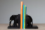 Load image into Gallery viewer, Elephant Bookends