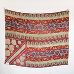 Load image into Gallery viewer, Large Sari Blanket 06