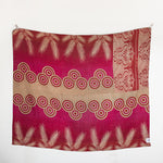 Load image into Gallery viewer, Large Sari Blanket 16