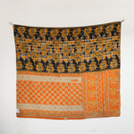 Load image into Gallery viewer, Large Sari Blanket 38