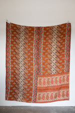 Load image into Gallery viewer, Large Sari Blanket 70