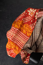 Load image into Gallery viewer, Medium Sari Blanket 64
