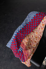 Load image into Gallery viewer, Small Sari Blanket  22