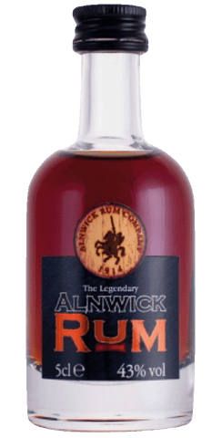 Alnwick Rum - Legendary 5cl