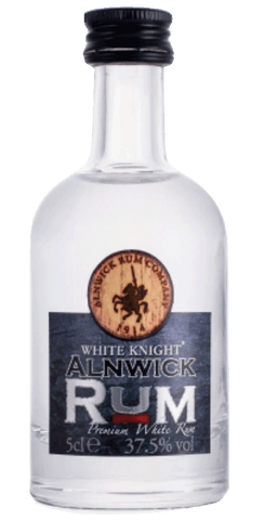 Alnwick Rum - White Knight 5cl