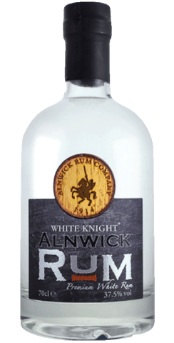 Alnwick Rum - White Knight 70cl