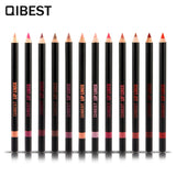12pcs/ Set Waterproof Lip Liner