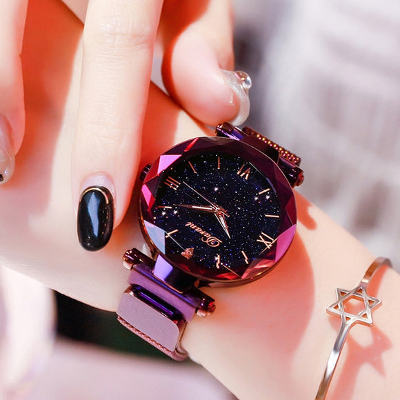 Women Watch Elegant Magnet