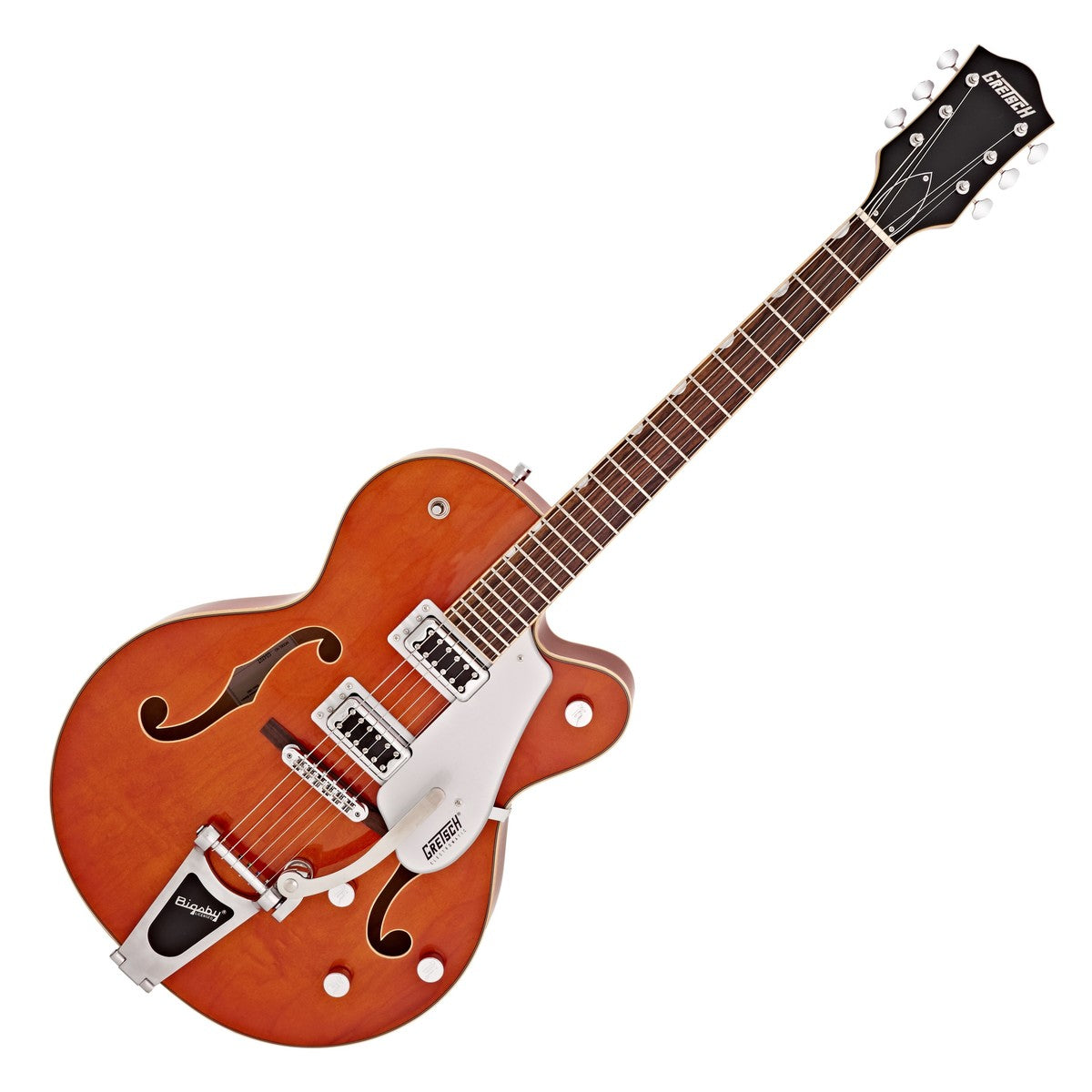 GRETSCH G5420T ELECTROMATIC Guitare Electrique Hollow Body ORANGE STAIN