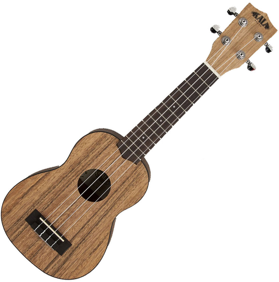 KALA-KA PWS Pacific Walnut Ukulélé Soprano +bag natural
