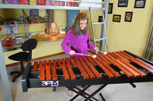 Charger l'image dans la galerie, LUDWIG MUSSER MARIMBA M3PM 3 OCTAVES TABLE TOP