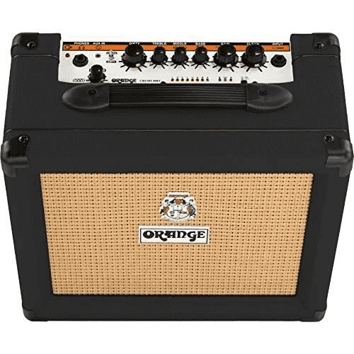 Orange Crush 20 RT black ampli combo 20 watts transistors