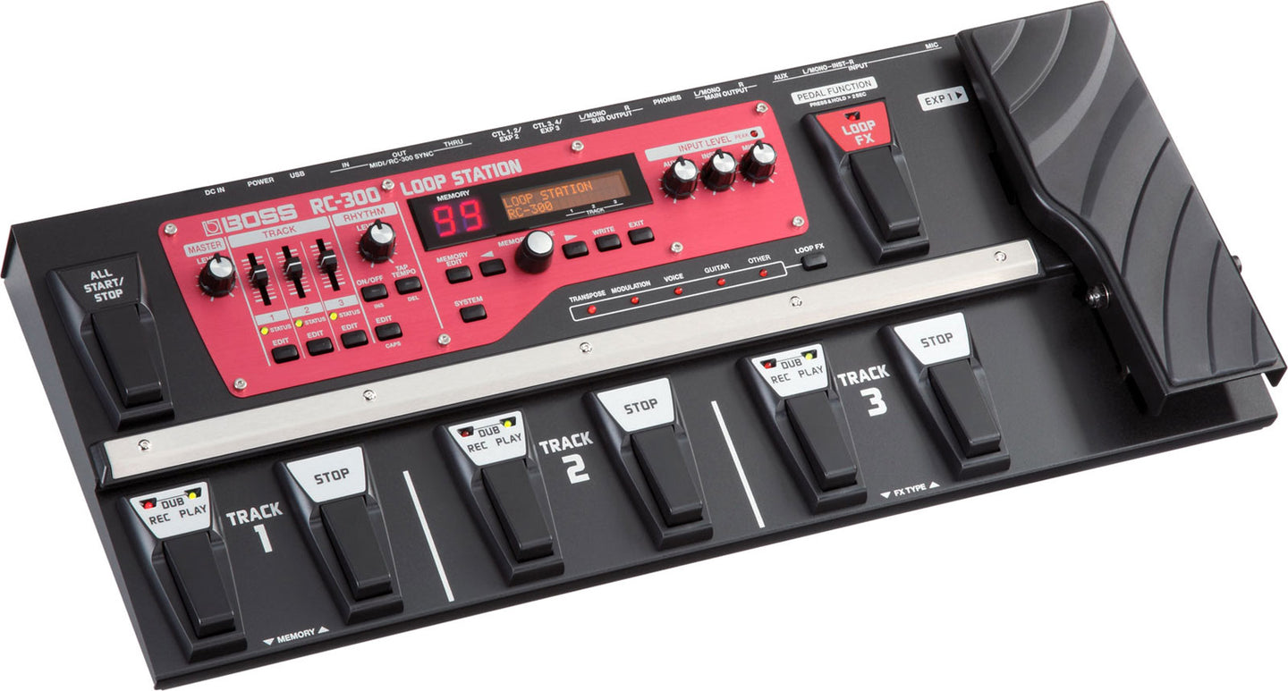 BOSS RC 300 Looper