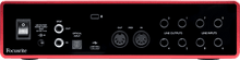 Charger l'image dans la galerie, Focusrite SCARLETT3 18I8 Interface Scarlett G3 18 in/8 out USB C