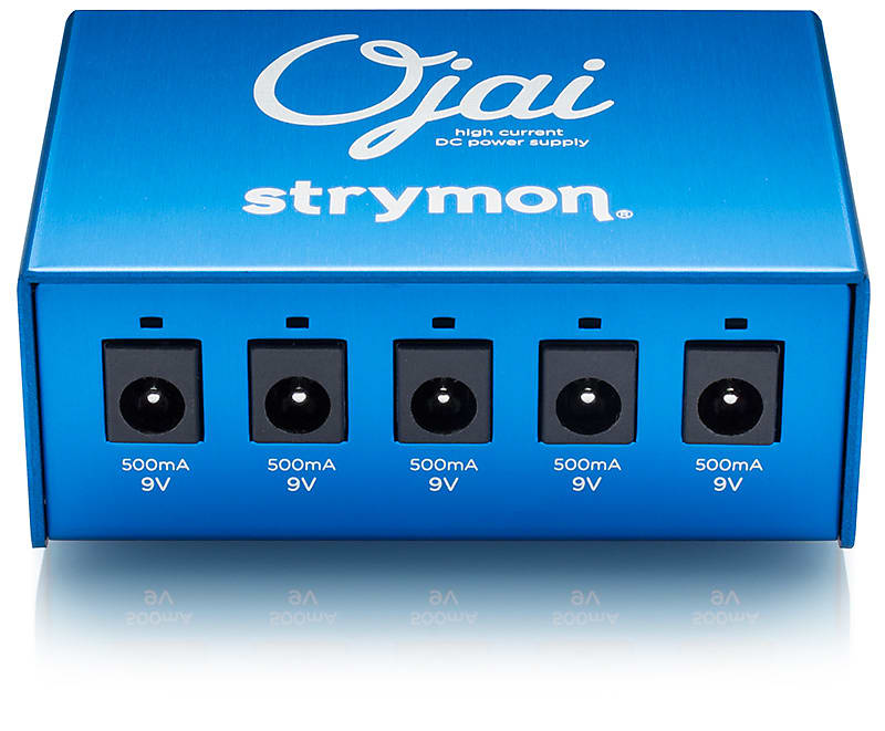 Strymon Ojai 5 sorties Compact High Current DC Power Supply Alimentation Pédales