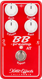 Xotic BB Preamp AT Signature