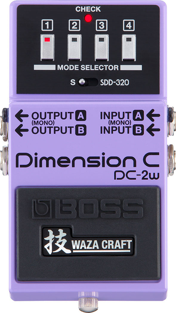 Boss DC 2w Dimension Chorus