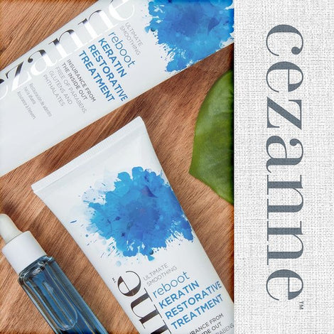 Cezanne Keratin Collection
