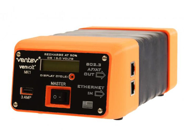 VenVoltª 802.3at PoE+ Site Survey Battery Pack