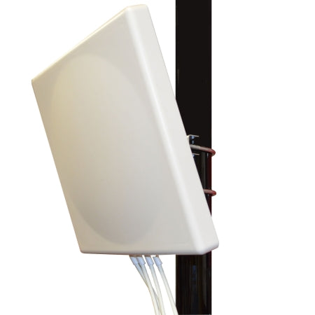 2.4/5GHz 6dBi Wi-Fi Patch (H:55/35/V:55/35) Antenna with 4 RPTNC Connectors