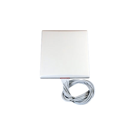 2.4/5GHz 6dBi Wi-Fi Patch (H:80¡/45, V: 80¡/45) Antenna with 6 RPTNC Connectors
