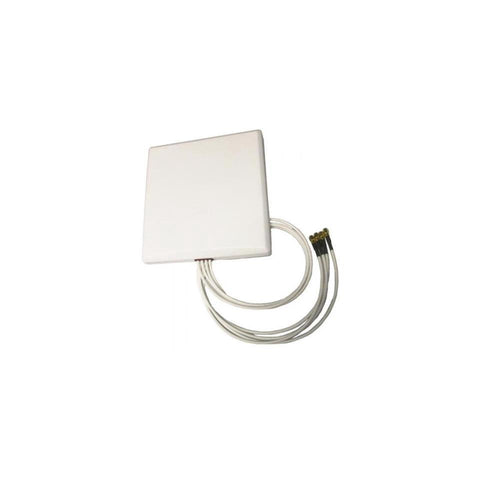 2.4/5GHz 4dBi Wi-Fi Patch (H:60/45/V:50/35) Antenna with 4 RPSMA Connectors