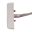 2.4/5 GHz 8/10 dBi 4 Element Indoor/Outdoor Patch Antenna with RPTNC
