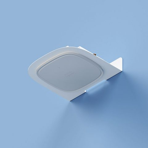 Right-Angle Wi-Fi Access Point Wall Mount for Cisco 9115 Access Points