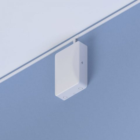 18 in. Skybar™ Plastic Wi-Fi Access Point Lock Box with Opaque Door