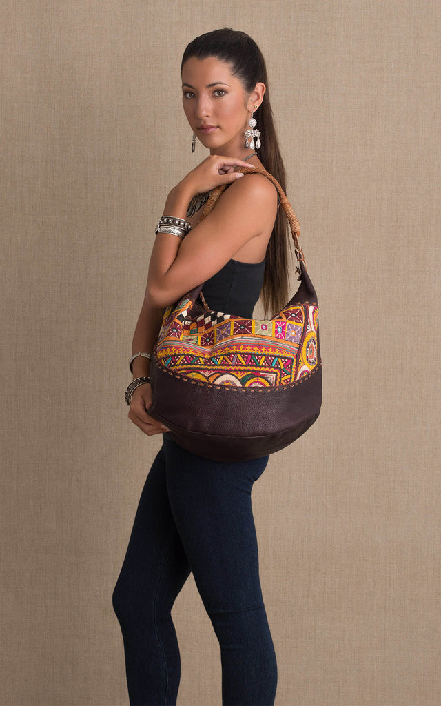 Desert Tribe Hobo Bag
