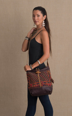 Desert Tribe Crossbody Bag