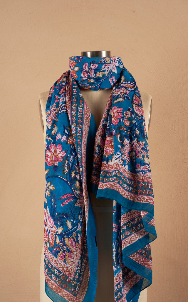 Sarong/Shawl, Turkish Floral