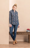 Regina Blouse, Morning Glory