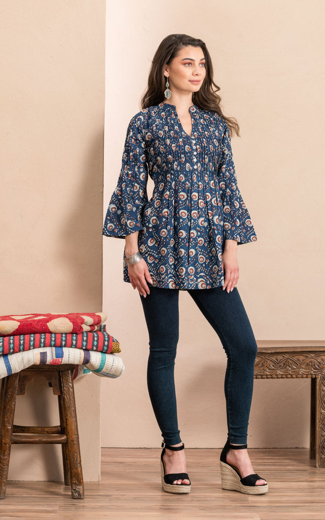 Ofelia Blouse, Morning Glory