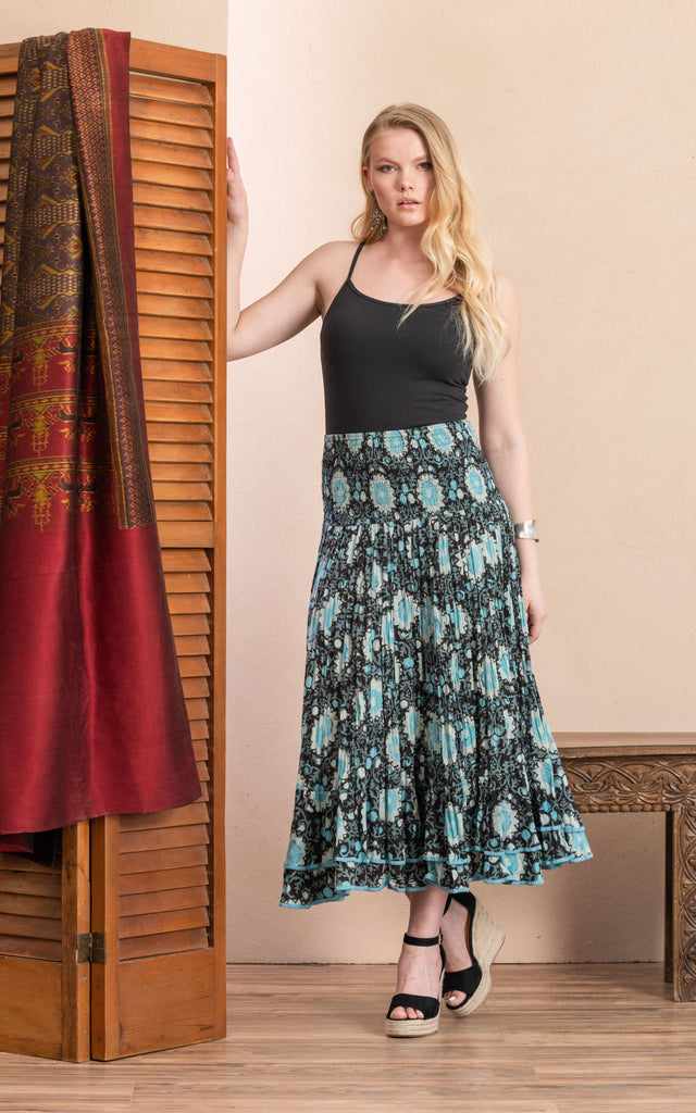 Macarena Skirt, Long, Sleeping Beauty