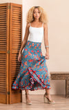 Macarena Skirt, Long, Siona Floral