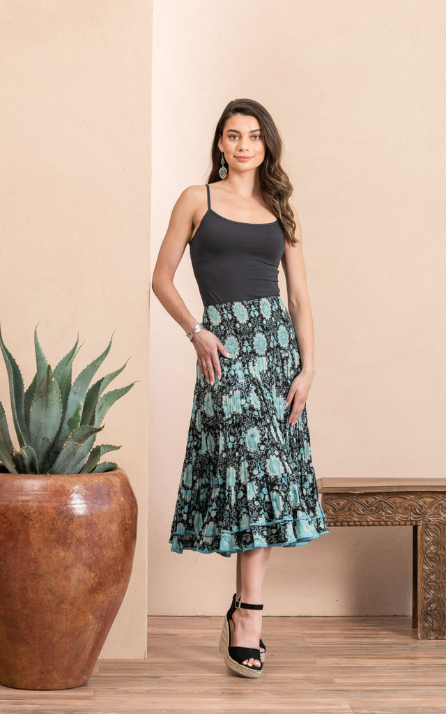 Macarena Skirt, Short, Sleeping Beauty
