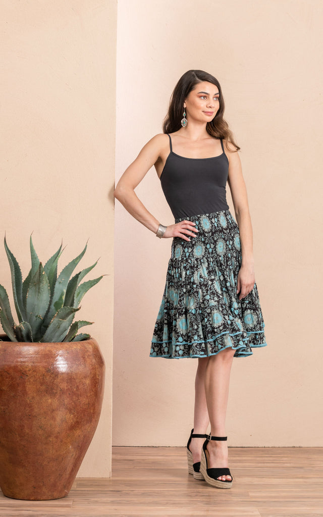 Macarena Skirt, Mini, Sleeping Beauty