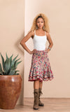 Macarena Skirt, Mini, Desert Bloom