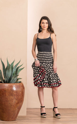 Macarena Skirt, Mini, Aziza