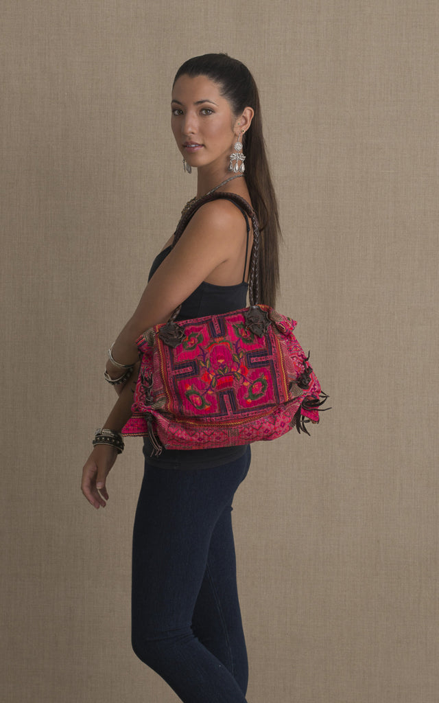Hill Tribe Satchel