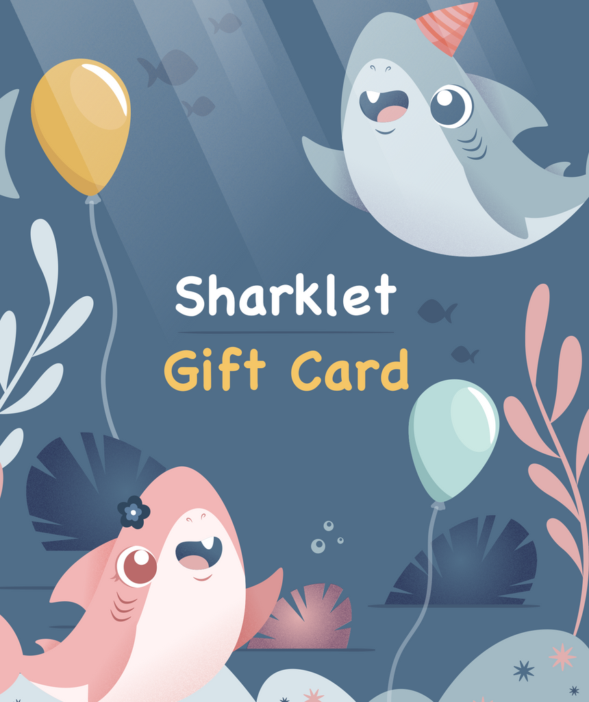 sharklet digital gift card | sale on bestandfirst