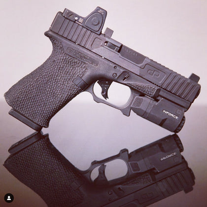 Glock Stippling and Framework by Integral Defense Group