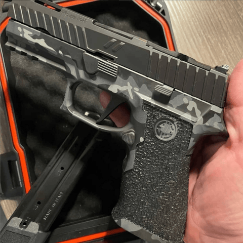 SIG P320 - MAIL IN FOR STIPPLING